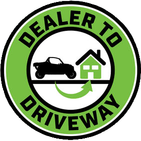 Dealer To 							Driveway Program Logo
