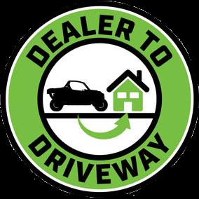Dealer To Driveway Program Logo